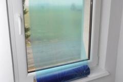 500 mm x 75 m folia niebieska